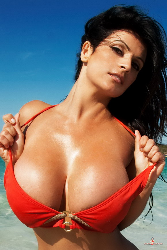 Denise Milani Hottest Babe ever
